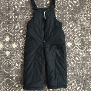 Toddler snow bib / pants